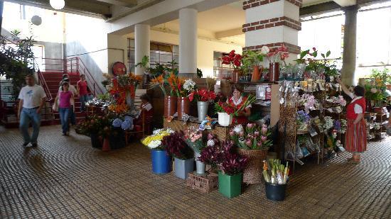 Mercado dos Lavradores: flowers