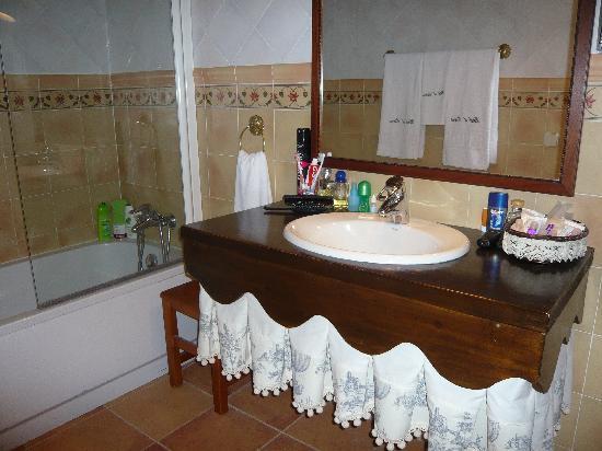 El Ciervo: Baño de la 102