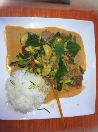Tapas Plaza : Heerlijk currygerecht