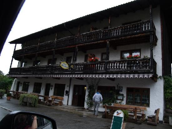 Hotel Almroeserl: exterior del hotel