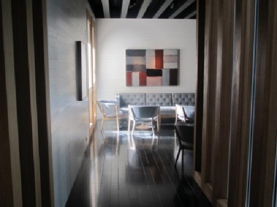 Atrio Restaurante Hotel Relais & Chateaux: Sala de estar