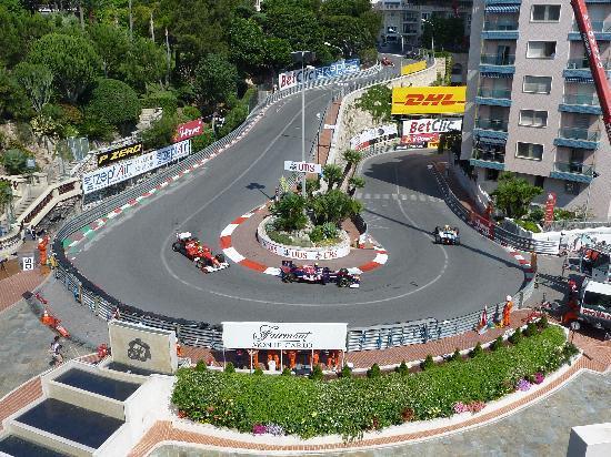 Fairmont Monte Carlo: Fairmont F1 Hairpin