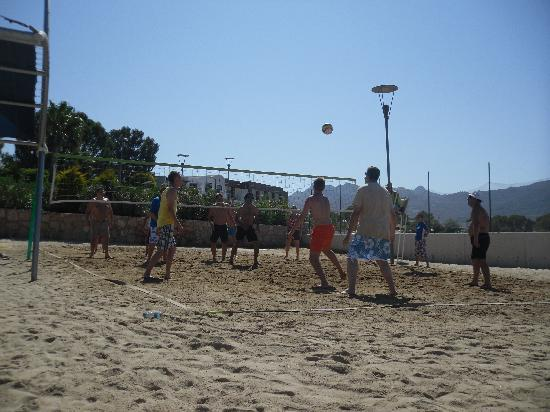 La Blanche Resort & Spa: Beach Vollyball