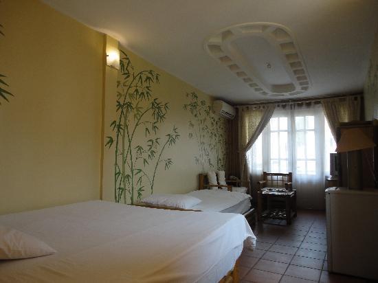 Bamboo Hotel Vietnam: deluxe