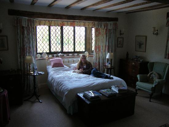 Etchingham, UK: The room