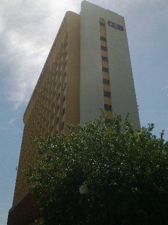 โรงแรมกาย่าเซนทรี่: Gaya Centre Hotel