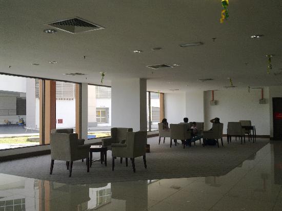 โรงแรมกาย่าเซนทรี่: Gaya Centre Hotel: Lobby