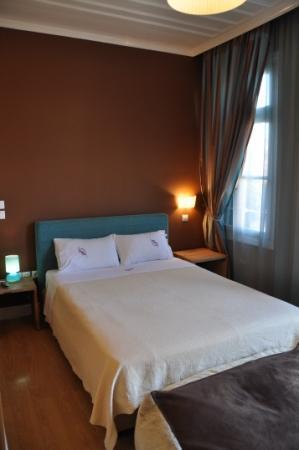 il Palazzo Rooms & Suites : Habitación