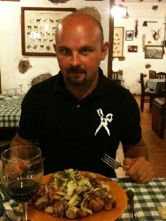 Restaurant El Horno: pronto x la cena