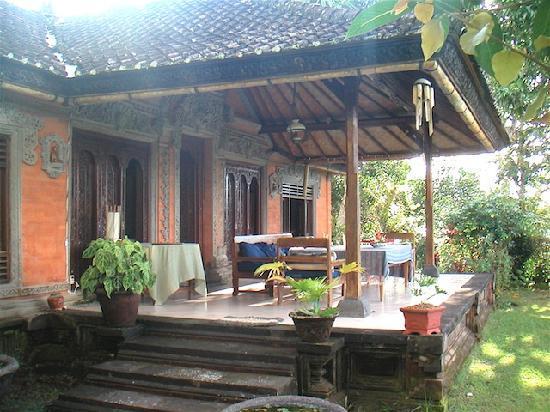 Patal Kikian: La terrasse ...