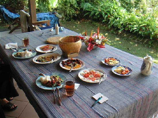 Patal Kikian: Les repas, excellents ...