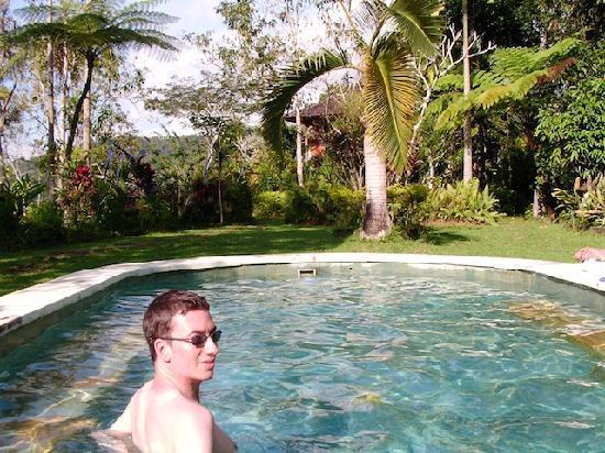 Patal Kikian: La petite piscine ...
