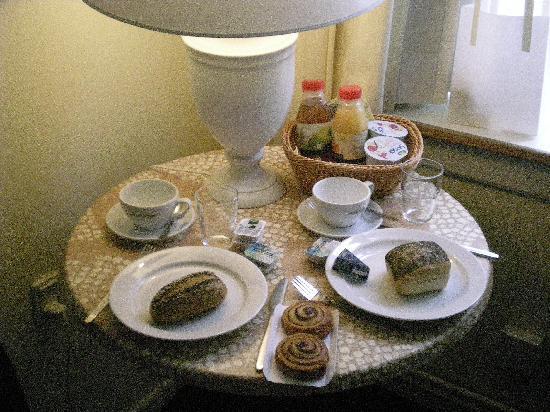 Hotel Tiffany: Colazione