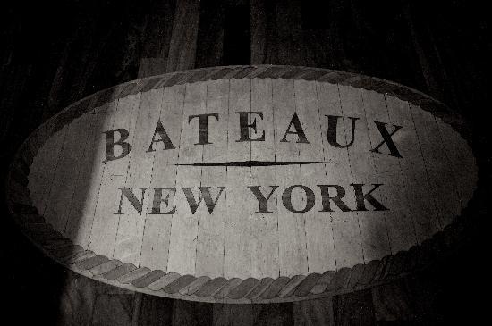 Bateaux New York: Aboard the bateaux
