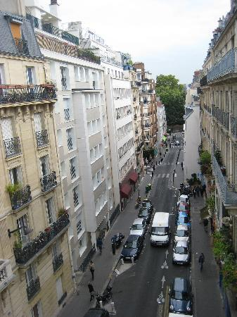 Hotel Saint Christophe: Views from Room 52