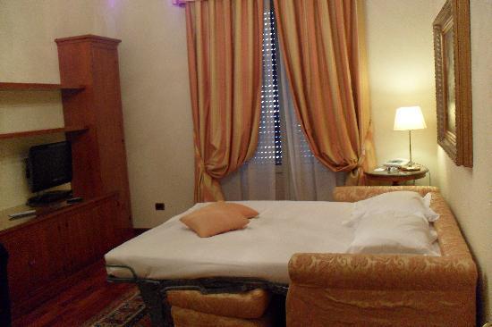 โรงแรมเวสทิน กัลเลส: 1 room