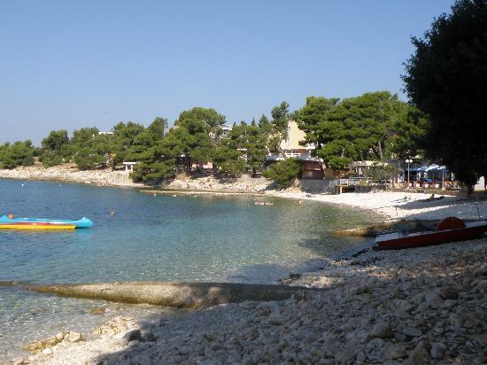 Centinera Resort: la plage