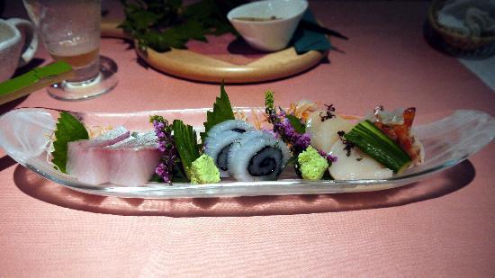 โอยาโดะ โคโตะ โนะ ยูเมะ: Abendessen
