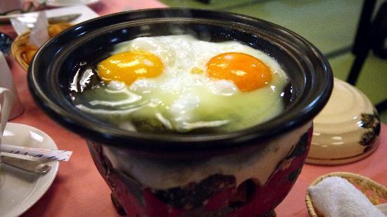 โอยาโดะ โคโตะ โนะ ยูเมะ: Frühstück