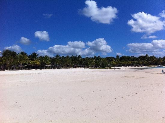 ลักซ์ เบลเล มาเร: a bit of the beach