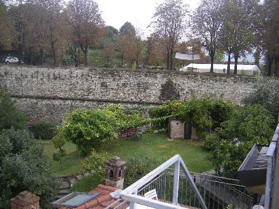 Villa Rina: Il giardino