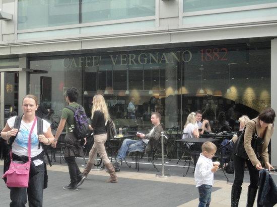 Caffe Vergnano 1882: Caffè Vergnano 1882
