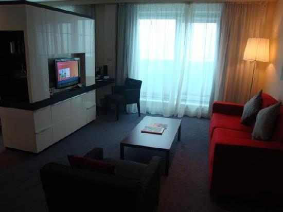 Radisson Blu Hotel, Cardiff: Our Bedroom