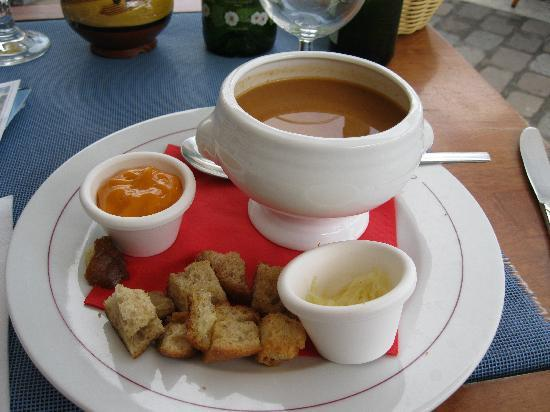 Le Belem: la soupe du pecheur
