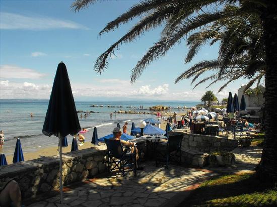 Zakantha Beach Hotel: beach. really clean and warm sea