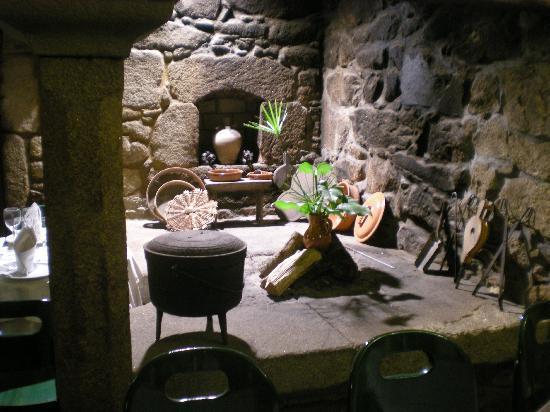Hotel Casa Rosalia: Detalle del comedor