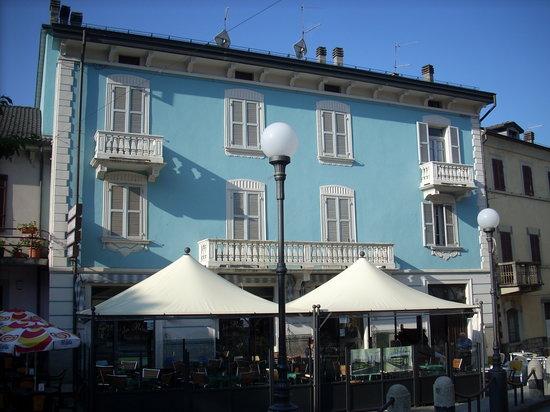 Berceto, Italie : Esterno Albergo