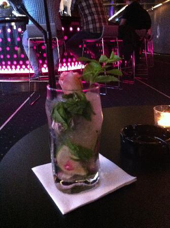 Sofitel Luxembourg Le Grand Ducal: Rose Mojito