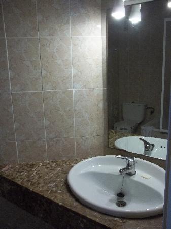 Sol Lunamar Apartments: Bagno