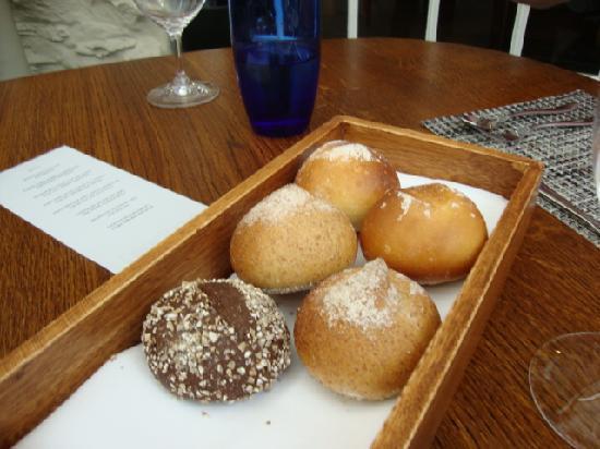 L'Enclume: The flavours were exquisite!