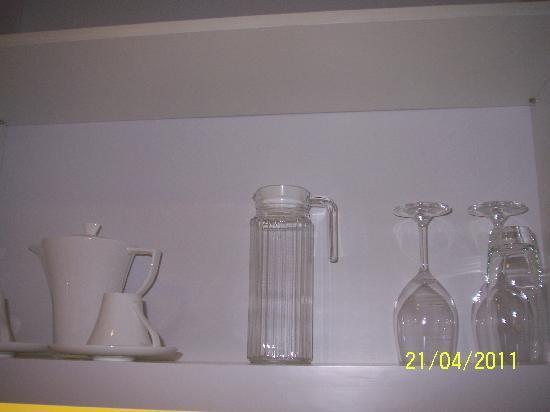 โรงแรมเฟรเซอร์ เพลส กัวลาลัมเปอร์: glass made things