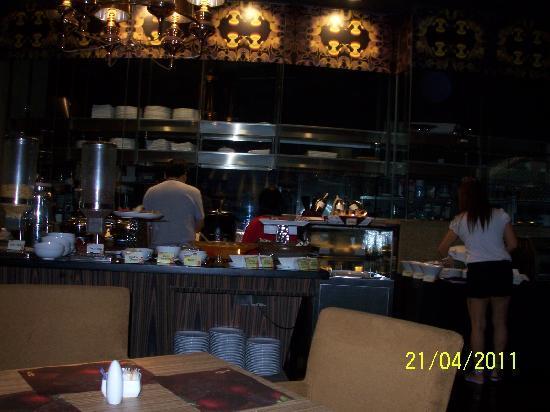 โรงแรมเฟรเซอร์ เพลส กัวลาลัมเปอร์: Restaurant where you have your breakfast