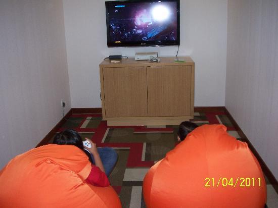 โรงแรมเฟรเซอร์ เพลส กัวลาลัมเปอร์: Games Room
