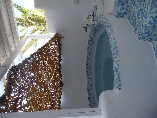 Apsenti Couples Only - Mykonos: vasca-idro esterna
