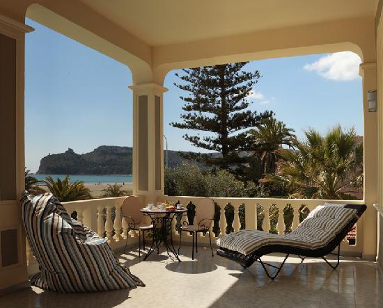 La Villa del Mare: Superior Front Sea Room