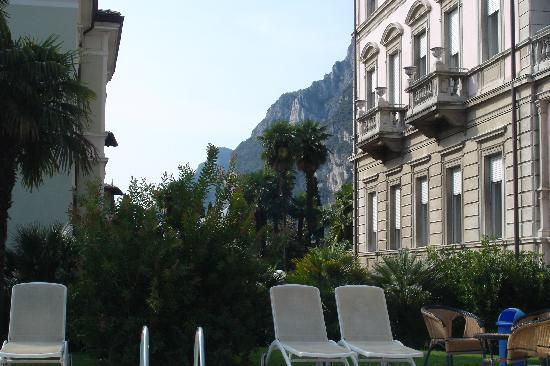 Grand Hotel Liberty: a view from the pool