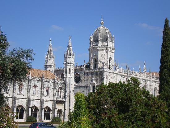 Lisbon Serviced Apartments - Praca do Municipio: Monastere de BELEM