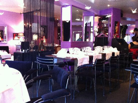 Ambiance 3 picture of ma maison limoges tripadvisor for Restaurant ma maison limoges