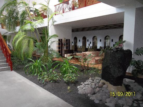 Hotel Costa Calero: seaview?