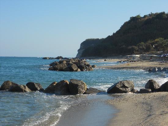 Baia del Sole Resort: Strand