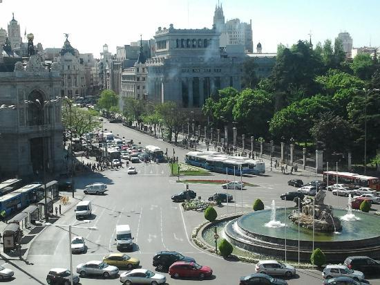 CentroCentro Cibeles: a fantastic view from the inside