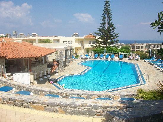 Villa Mare Monte: Lovley Pool