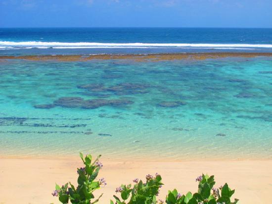 โรงแรมการ์มา กันดารา: Karma beach