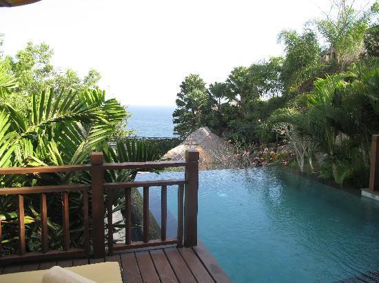 โรงแรมการ์มา กันดารา: Our amazing villa