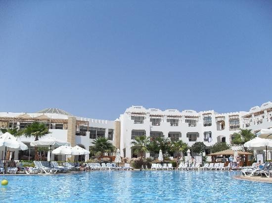 Tiran Island Hotel: Pool