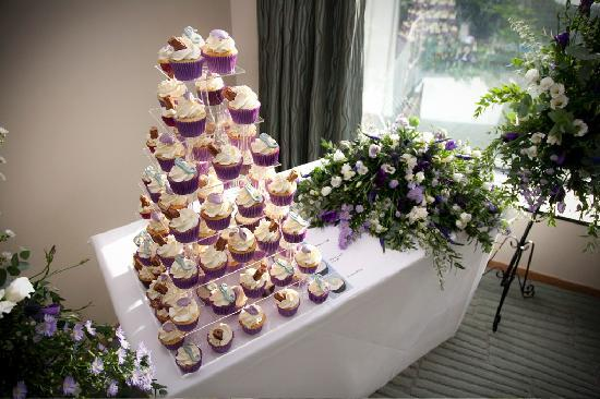 Bedruthan Hotel & Spa: Cupcake mama cakes
